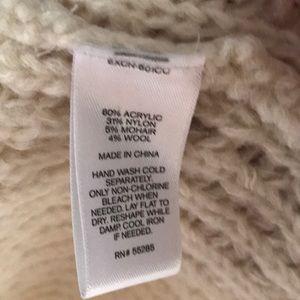 Express Jackets & Coats - EXPRESS M/L teddy bear mohair cardigan